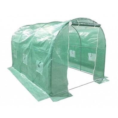 Fóliovník XL 400 x 250 x 200 cm , zelená
