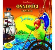 Hra Osadníci z Katanu Junior Albi