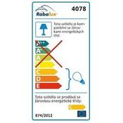 Rabalux 4078 Gamma stojací lampa