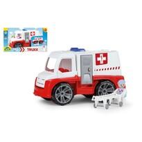 Lena Truxx mentőautó, 29 cm