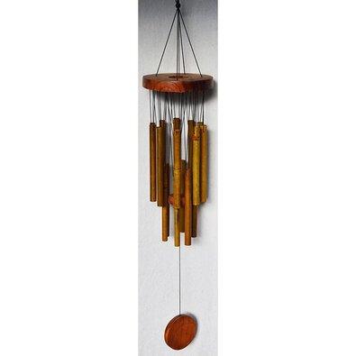 Bambusz harangjáték, 77,5 cm