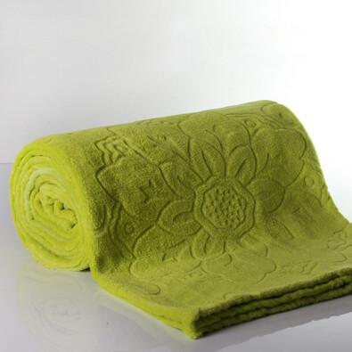 Deka Sissi zelená, 140 x 200 cm