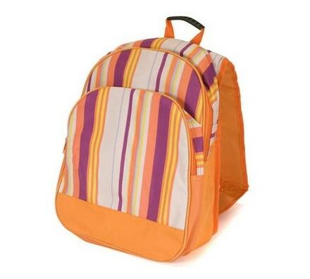 Chladící batoh, oranžový dekor 38, oranžová