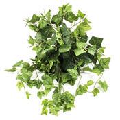 Umělá květina břečťan zelený 60 cm