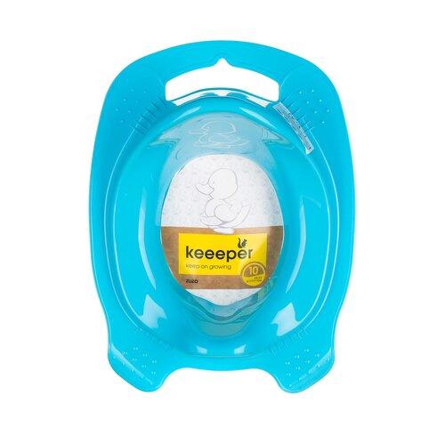 Keeper Detské WC sedátko Duck, modrá