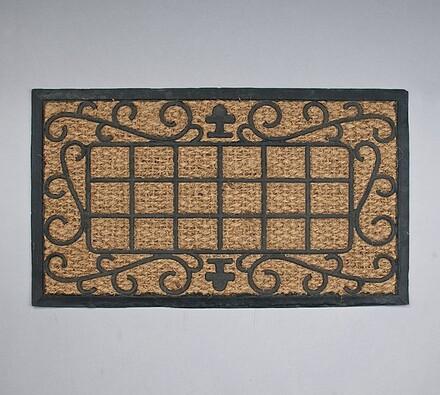 Venkovní rohožka De Luxe 2, 45 x 75 cm