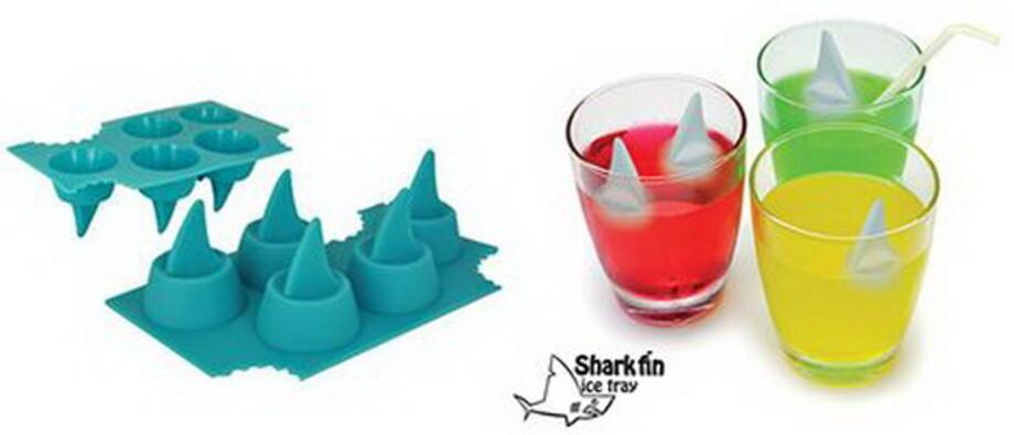 Forma na led - žraločí ploutev