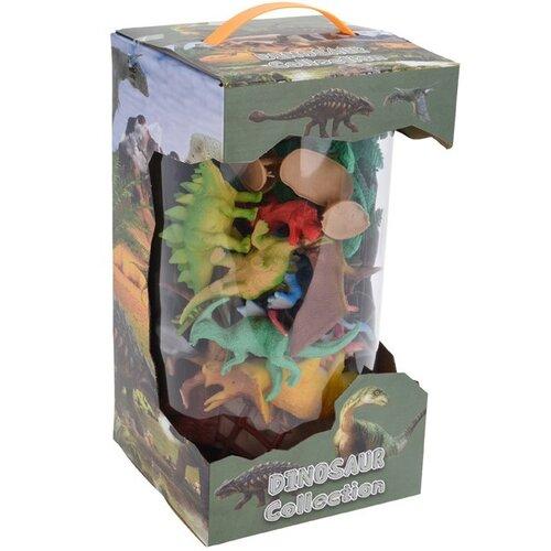 Dětský hrací set Dinosaur Collection, 26 ks