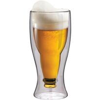 Maxxo Szklanka termiczna Beer 350 ml