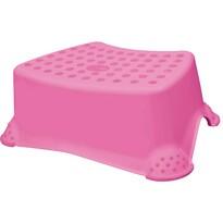 Keeper Dětská protiskluzová stolička růžová, 40,5 x 28,5 x 14 cm
