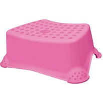 Keeper csúszásgátló szék gyermekek számára, rózsaszín, 40,5 x 28,5 x 14 cm