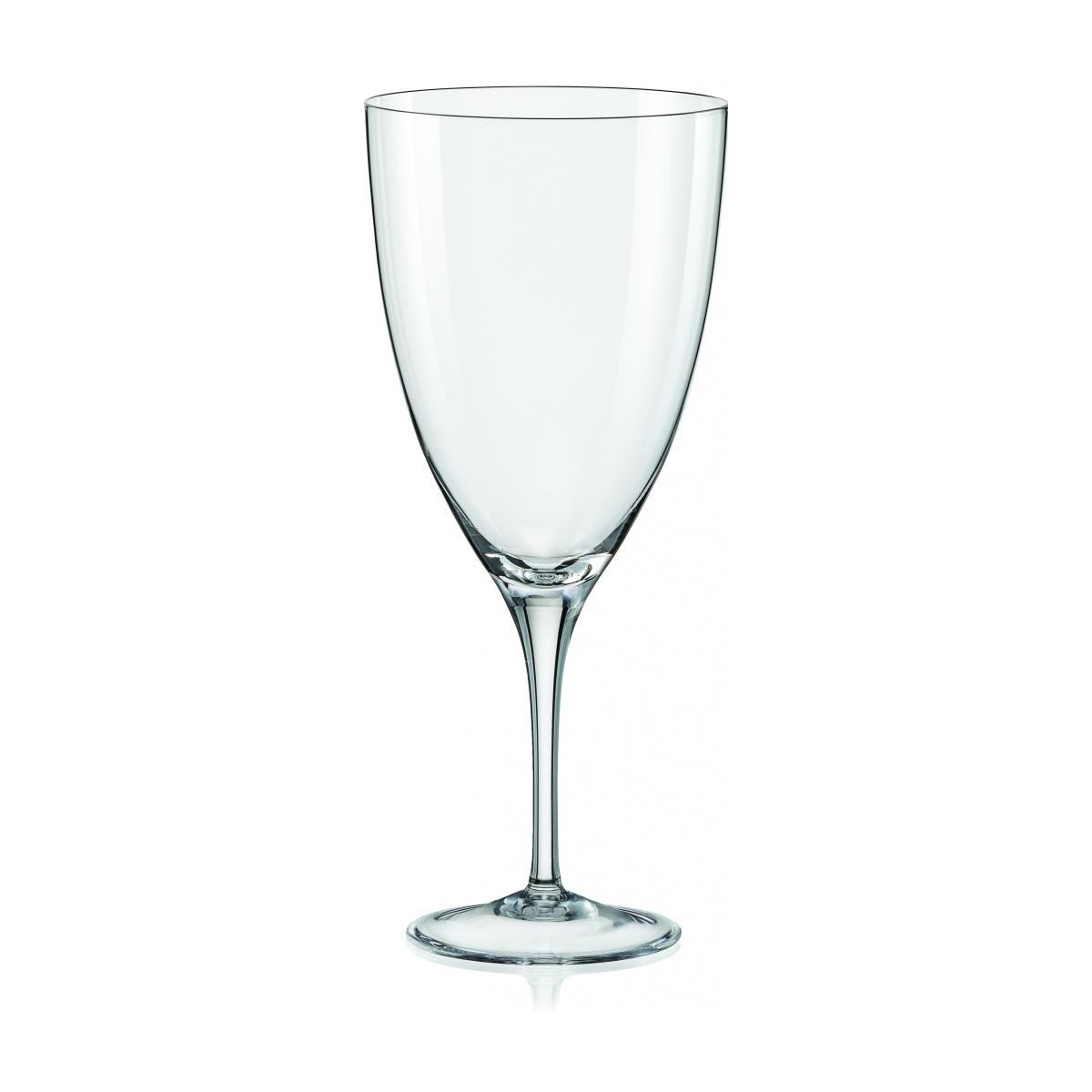 Crystalex 6dílná sada sklenic na víno KATE, 500 ml
