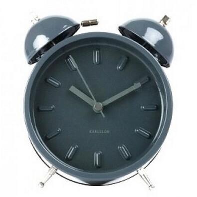 Karlsson 5225WH Ceas cu alarmă analog