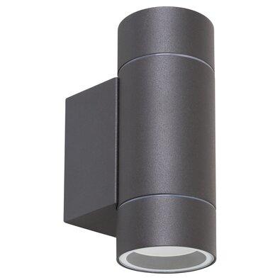 Rabalux 8119 Phoenix Venkovní nástěnné svítidlo, šedá