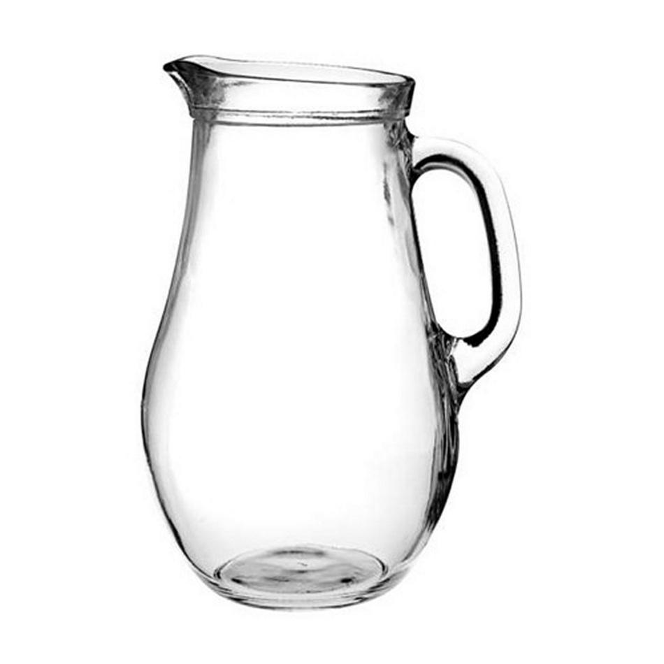 BISTRO Skleněný džbán 1 l, 1 l