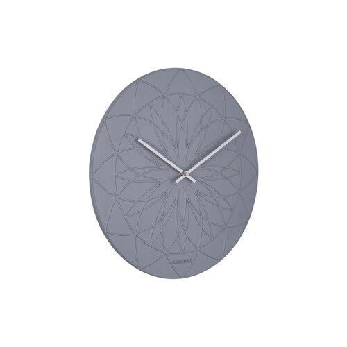 Karlsson KA5836GY Dizajnové nástenné hodiny, 35 cm