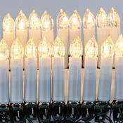 Vianočná svetelná LED reťaz Candle Lights, 30 LED