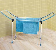 Sušák na prádlo modrý