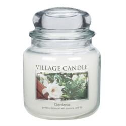 Village Candle Vonná svíčka Gardénie - Gardenia, 397 g