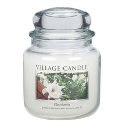 Village Candle illatgyertya Gardenia - Gardenia, 397 g