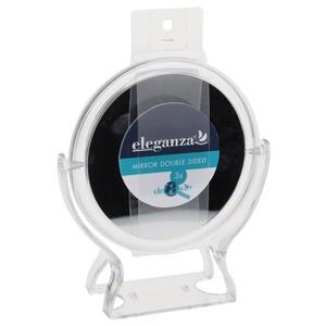 Kosmetické zrcadlo Eleganza, 15 x 19 cm