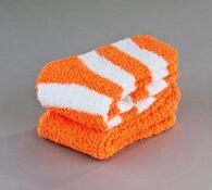 Sada 2 párů ponožek na spaní Batepo, oranžové