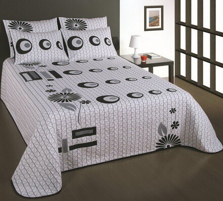 Přehoz na postel Aiša, 240 x 260 cm
