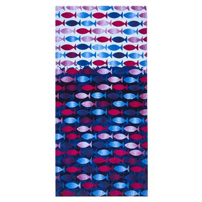 4Home Plážová osuška Ryby, 75 x 150 cm