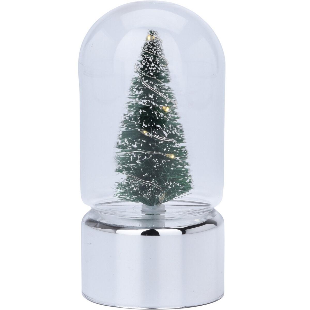 Vánoční LED dekorace Christmas Tree, 15 cm