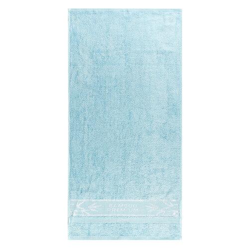 4Home Osuška Bamboo premium světle modrá, 70 x 140 cm