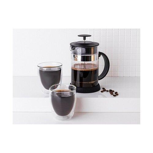 Altom 3-dielna sada kanvice na čaj a kávu s pohármi Andrea