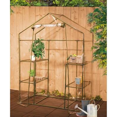 Szklarnia folia ogrodowa Greenhouse, 143 x 73 x 195 cm