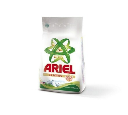 Ariel Mountain Spring, 5 kg, bílá