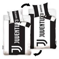 Pościel bawełniana FC Juventus Doppio, 140 x 200 cm,  70 x 90 cm
