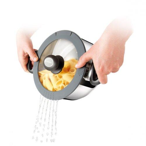 Oală Tescoma SmartCOVER, cu capac 24 cm, 7 l