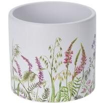 Osłonka ceramiczna na doniczkę Albury, śr. 13,5 cm
