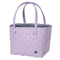 Handed By Taška s uzatvárateľným vnútrom Color Deluxe soft lilac, 31 x 27 x 24 cm