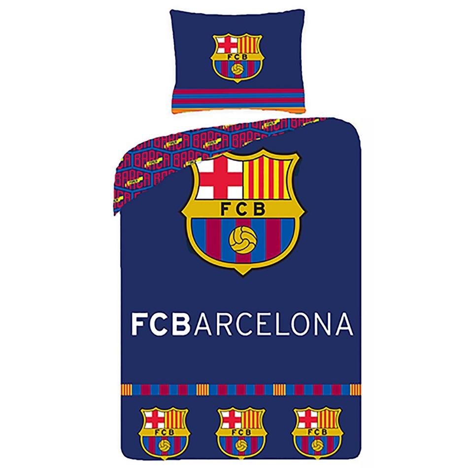 Halantex povlečení FC Barcelona 8009 140x200 70x90 bavlna