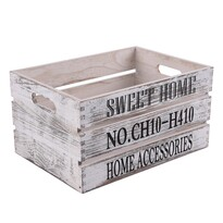 Orion Skrzynka drewniana Sweet Home, 40 x 30 cm