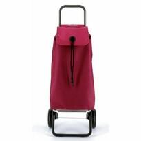 Rolser Nákupní taška na kolečkách I-Max Ona Convert RG, vínová