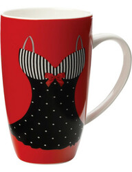 Maxwell & Williams Mademoiselle coupe mug hrnček,