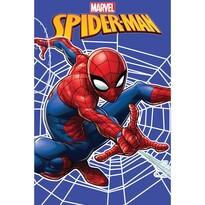 Jerry Fabrics Spiderman takaró, 100 x 150 cm