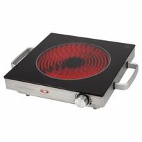 ProfiCook EKP 1210 jednoplotýnkový vařič sklokeramický