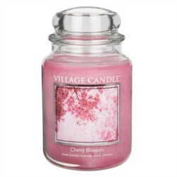 Village Candle Vonná sviečka Čerešňový kvet- Cherry Blossom, 645 g