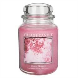 Village Candle Vonná svíčka Třešňový květ- Cherry Blossom, 645 g