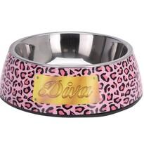 Castron pentru câini Lovely pets Diva, roz