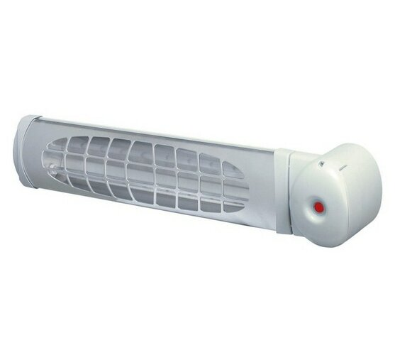 Concept QH-3015 infražiarič 61 x 12 x 12 cm biela