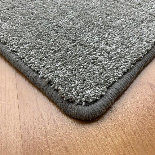 Kusový koberec Udine šedá, 80 x 150 cm