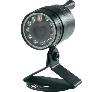 Bezdrátová venkovní  kamera, 2,4 GHz, 720 x 576 px, Conrad, černá