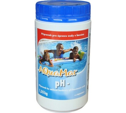 MARIMEX Aquamar pH mínus 1,35 kg